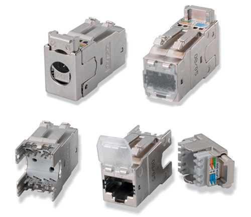 CONNECTORS, COUPLERS & ADAPTERS