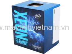 Intel Xeon E3 1220V5 (Up to 3.5Ghz/ 8Mb cache)