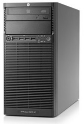 HP ProLiant ML110 G7 E3-1220 1P 2GB-U Non-hot Plug 250GB SATA 350W PS Server