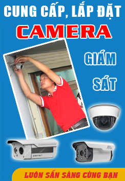 cung cấp lắp đặt camera giám sát