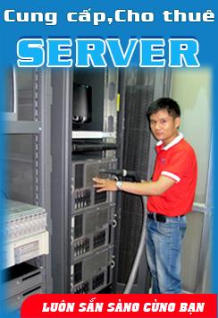 cung cấp, cho thuê server