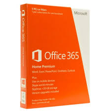Office MICROSOFT HOME PREMIUM 365