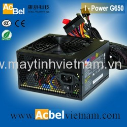Nguồn Acbel I-POWER G650 650W