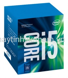 Intel Core i5 7400 (Up to 3.5Ghz/ 6Mb cache)