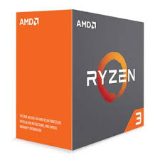 CPU AMD Ryzen 3 1200 (Up to 3.4Ghz/ 10Mb cache) Ryzen