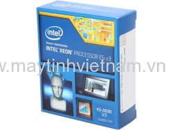 CPU Intel Xeon E5 2630V3 (Up to 3.20Ghz/ 20Mb cache)