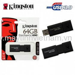 USB Kingston DT100G3 64Gb USB3.0