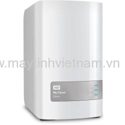 Ổ cứng di động Western Digital My Cloud Mirror 4Tb USB3.0