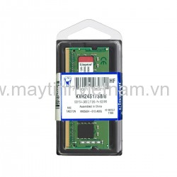 Ram laptop Kingston 8GB bus 2400MHz for Notebook