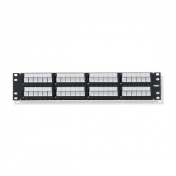 AMP 1933308-1 Multimedia SL Series Patch Panel 48-port