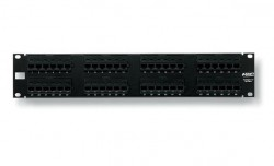 AMP 1479155-2 Category 5E Patch Panel, Unshielded, 48-Port, SL