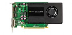 NVIDIA QUADRO K2000 2GB GRAPHICS CARD